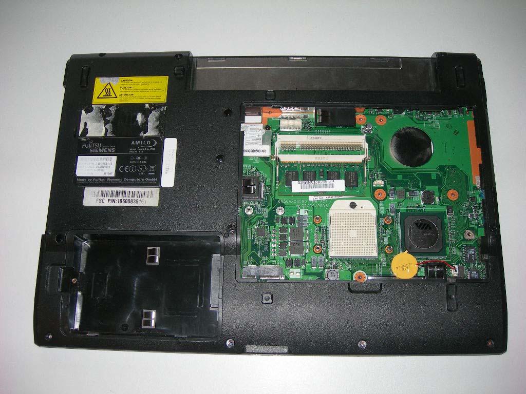 Fujitsu-Siemens Amilo La 1703 Драйвер